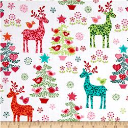 Michael Miller Nordic Holiday Nordic Holiday Multi Fabric