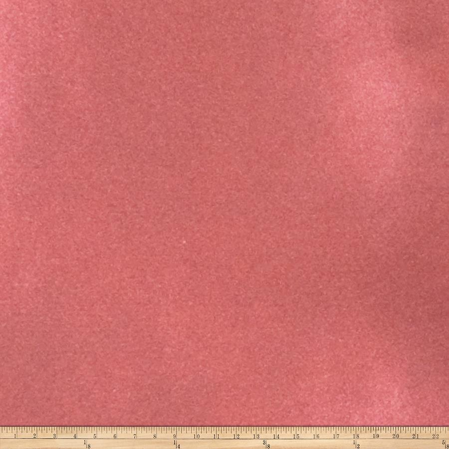 Fabricut Lacquered Metal Faux Leather Metallic Rose