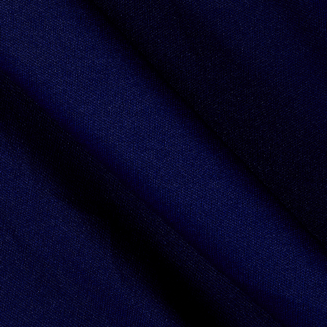 70 Denier Tricot Blue Fabric by Mike Cannety in USA