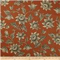 Jo Morton Charleston Large Flower Orange