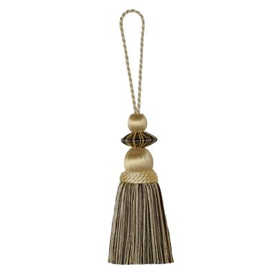Fabricut Heirloom Key Tassel Pepper