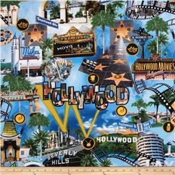 Kanvas That's Hollywood Hollywood Blue