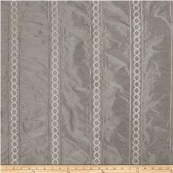 Fabricut Beckinsale Faux Silk Platinum