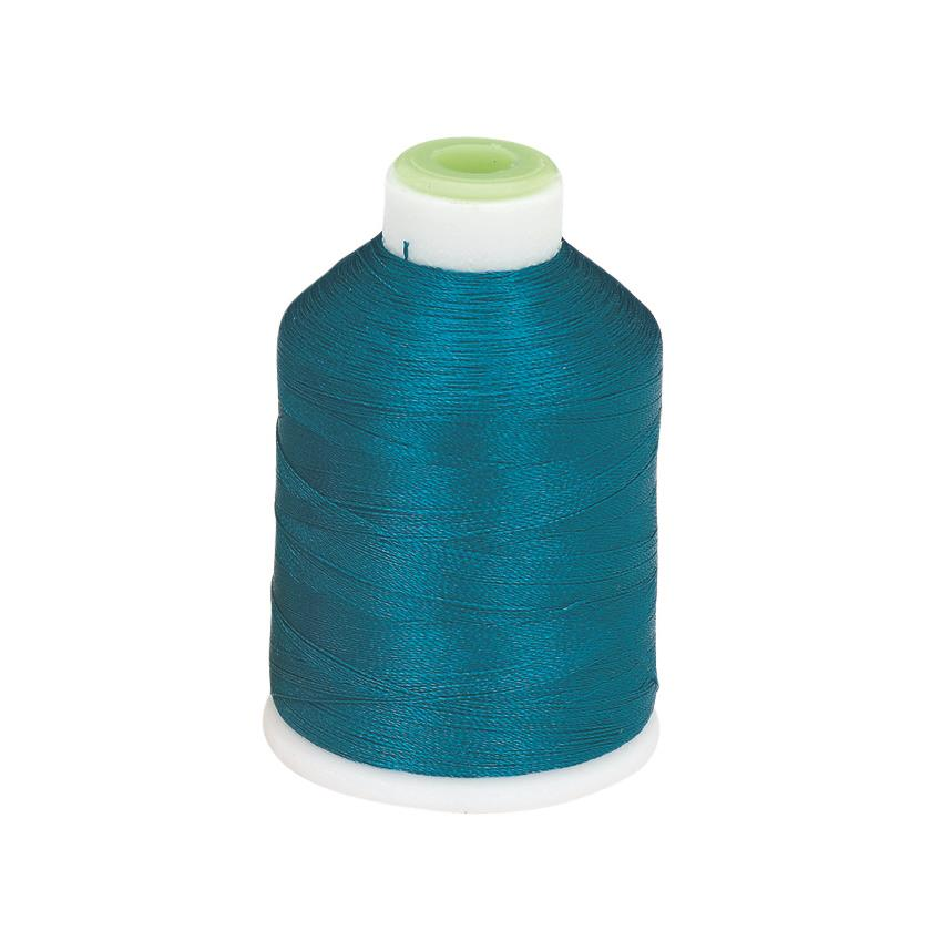Coats & Clark Trilobal Embroidery Thread 1100 YD Blue Turquoise