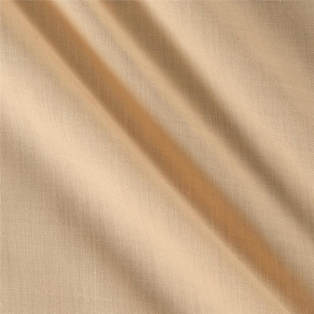 """60"""" Poly Cotton Broadcloth Peach"""