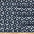 Scott Living Abydos Basketweave Tarrazo Navy Belgian