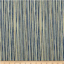 Magnolia Laurel Bay Stripe Cove Blue