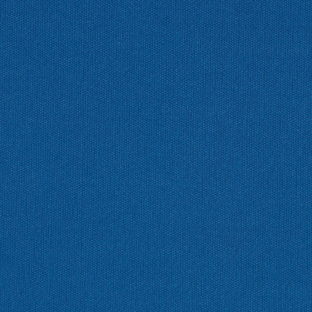 Single Knit Solid Ocean Blue