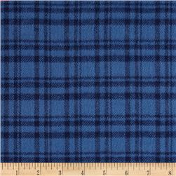 Primo Plaids Flannel Plaid Navy