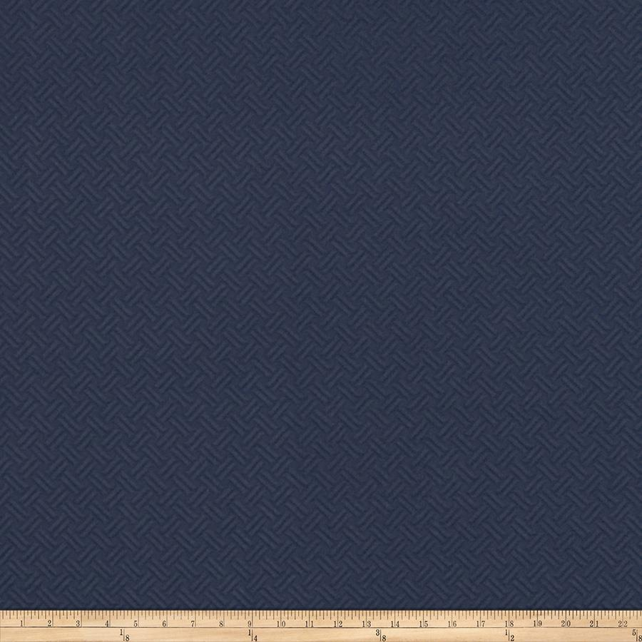 Jaclyn Smith 01840 Matelasse Indigo
