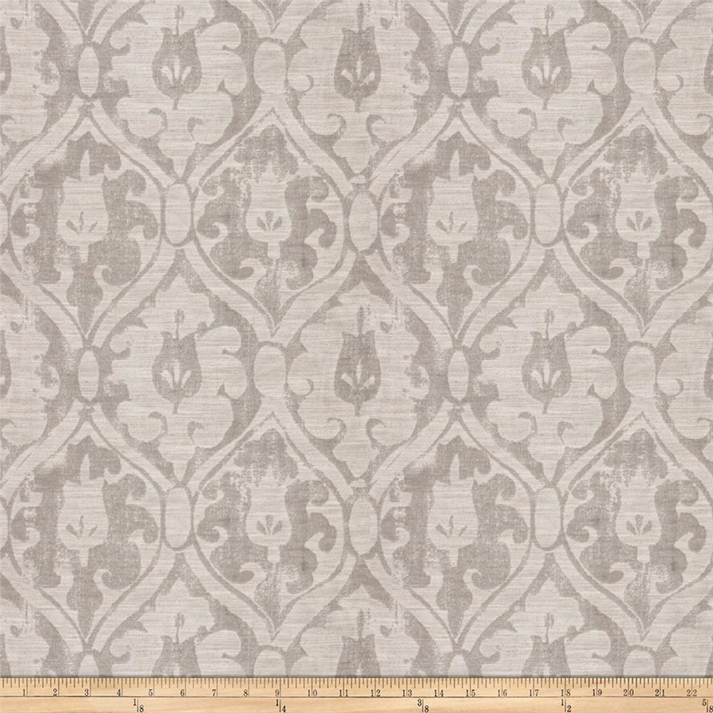 Fabricut Ironclad Faux Silk Grey