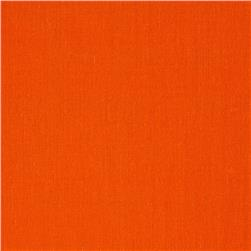 Apparel-Faux Suede Bright Orange