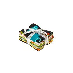 Robert Kaufman Creature & Critters Park Fat Quarter Bundle