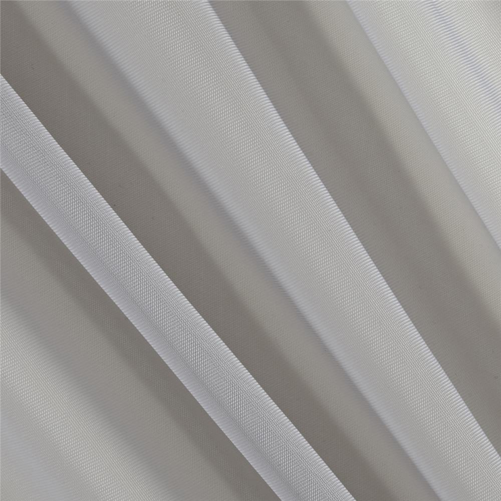 """120"""" Sheer Voile Silver"""