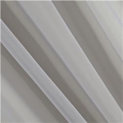 "120"" Sheer Voile Silver"