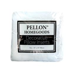 "Pellon Homegoods Twin Pack Pillow 18"" x 18"""