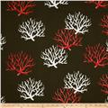 Premier Prints Indoor/Outdoor Isadella Bay Brown