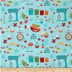 Kitchen Love Kitchen Love Turquoise