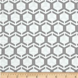 Darling Hexagon Zinc