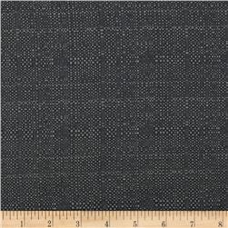 World Wide Basketweave Solid Charcoal