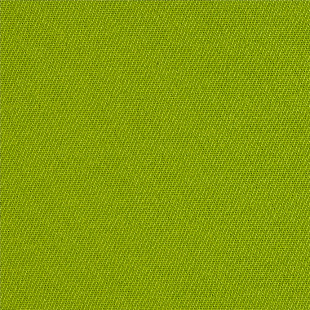 Kaufman ventana twill solid grass green discount for Green fabric