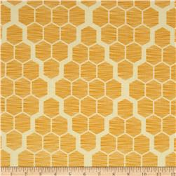 Joel Dewberry Bungalow Hive Maize Fabric