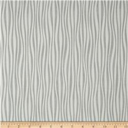 Moda Dogwood Trail II Wavy Stripe Steel
