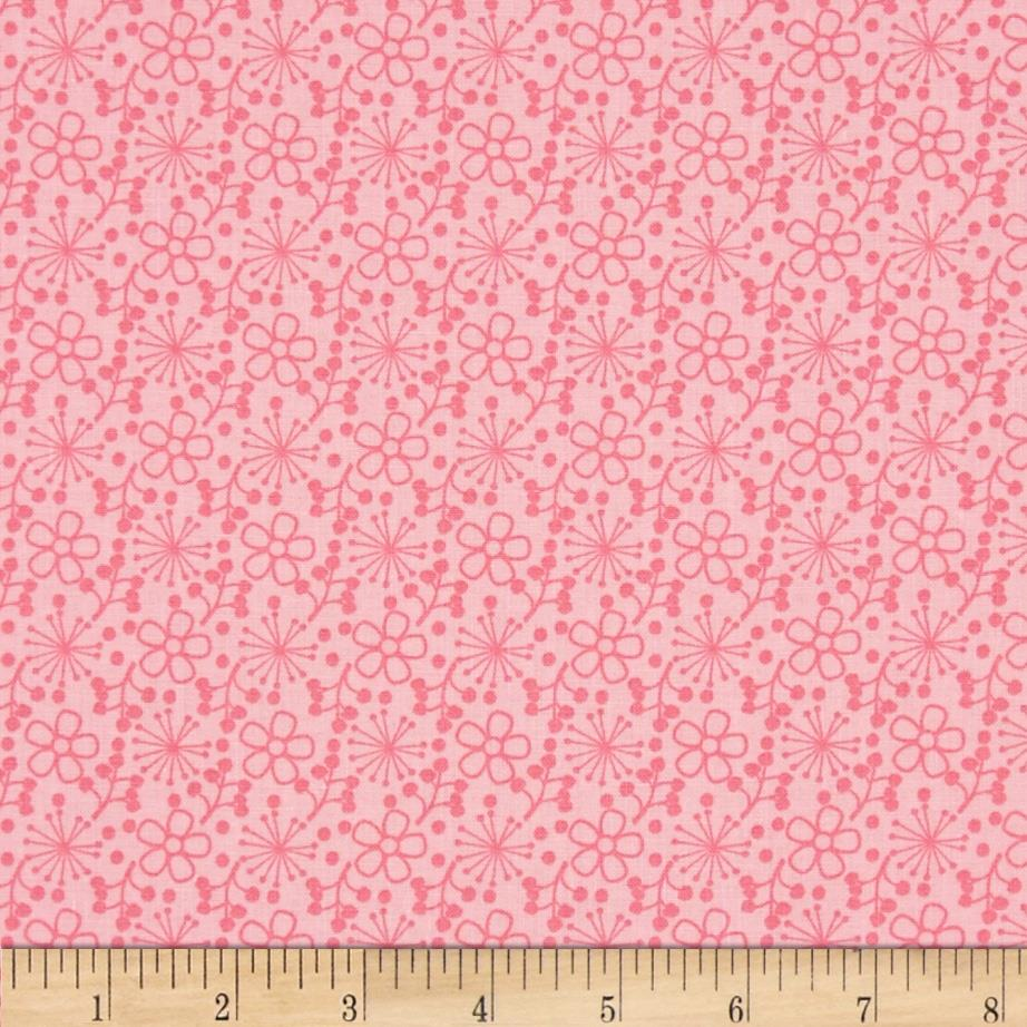 Theodore & Izzy Ditsy Floral Pink