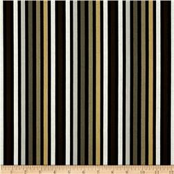 Flint Stripe Black