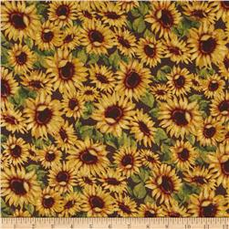 Harvest Blessings Sunflowers Multi