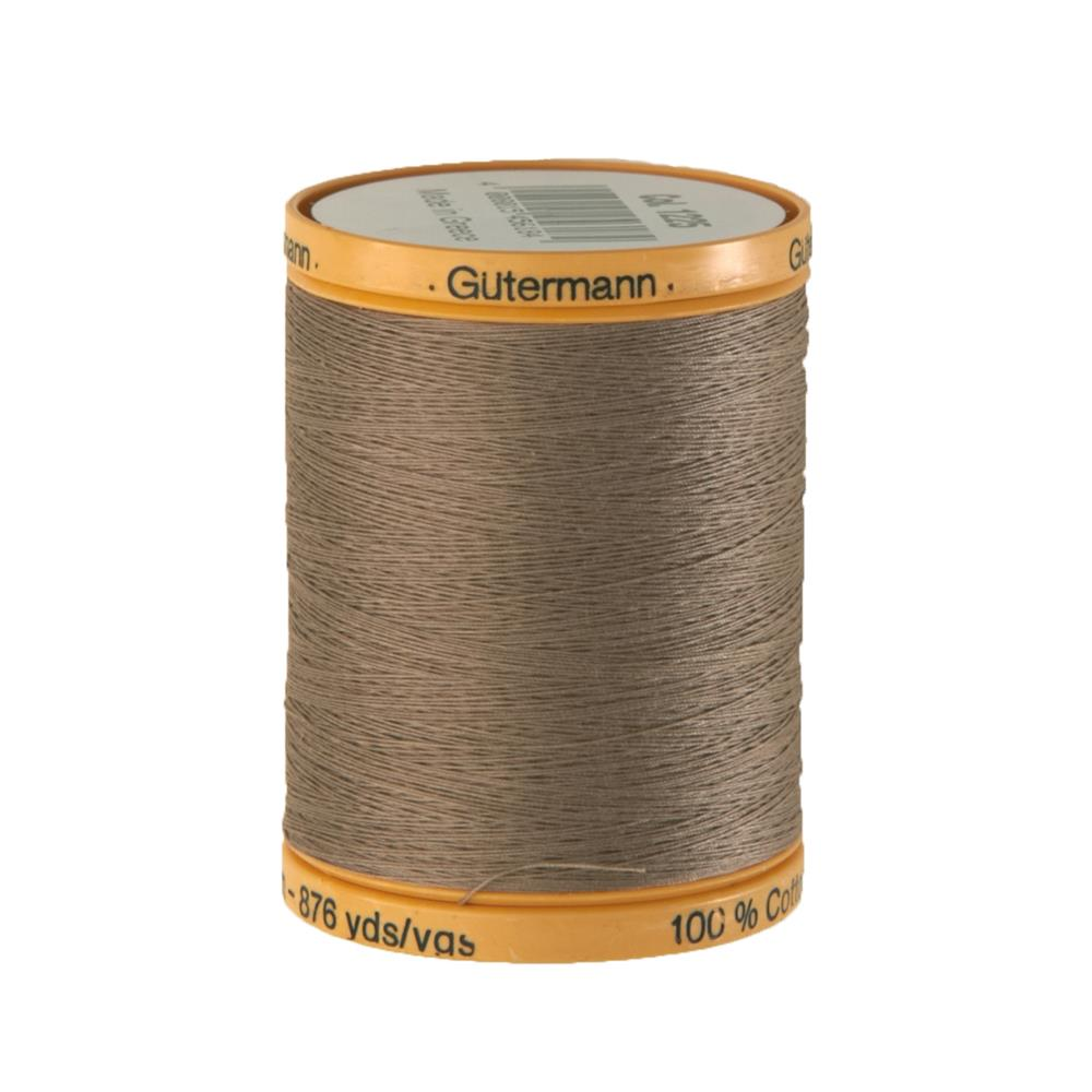 Gutermann Natural Cotton Thread 800m/875yds Taupe