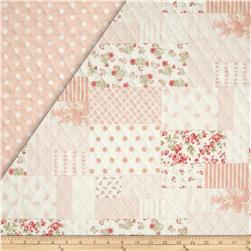 Moda Whitewashed Cottage Double Face Quilted Linen