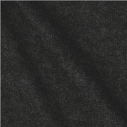Designer Jersey Tissue Knit Dark Grey