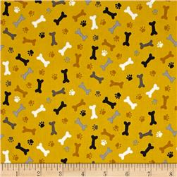 Patch Bones Yellow