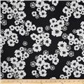 Poppy Modern Small Poppy Black