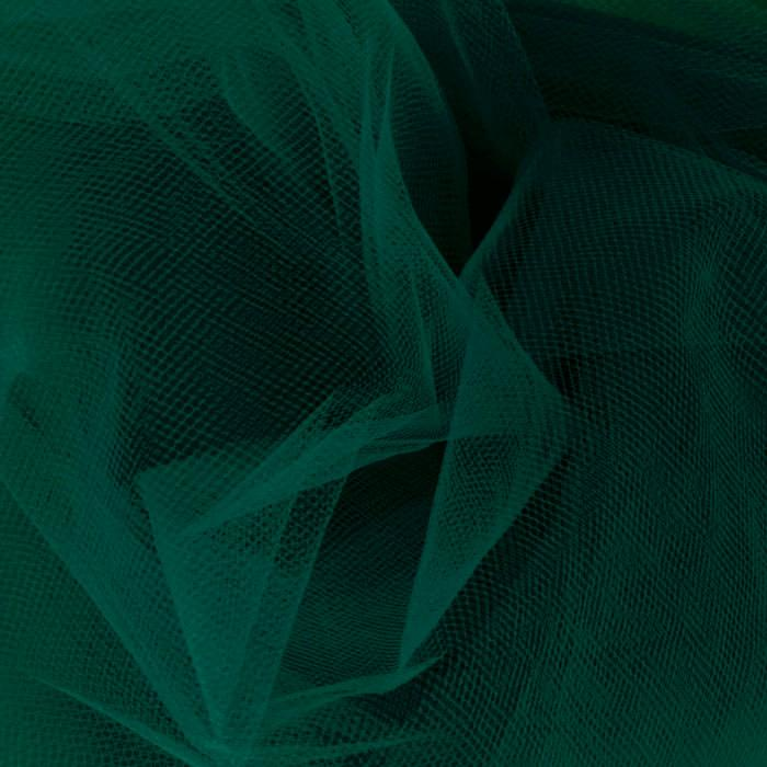 108'' Wide  Nylon Tulle Jade