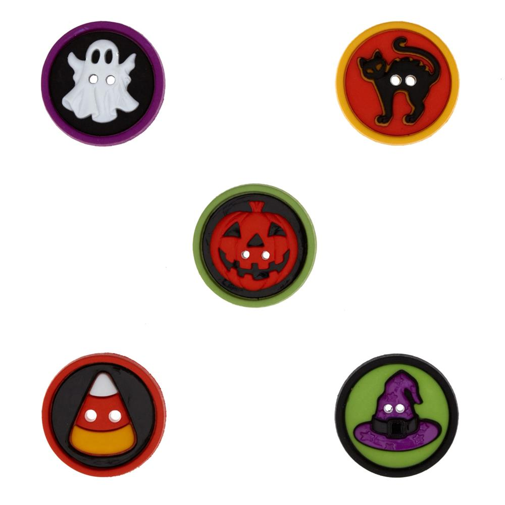 Dress It Up Embellishment Buttons  Sew Fun Halloween