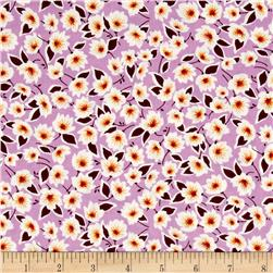 Penny Rose Hope Chest 2 Floral Purple