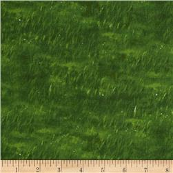 Down On The Farm Grass Dark Green