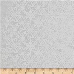 Snow Fun Snowflake White