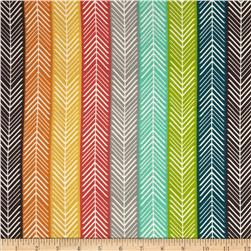 Birch Organic Serengeti Quill Stripe Multi