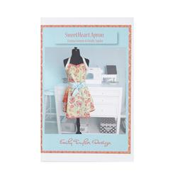 Emily Taylor Designs Sweetheart Apron Pattern