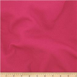 Paola Pique Knit Hot Pink