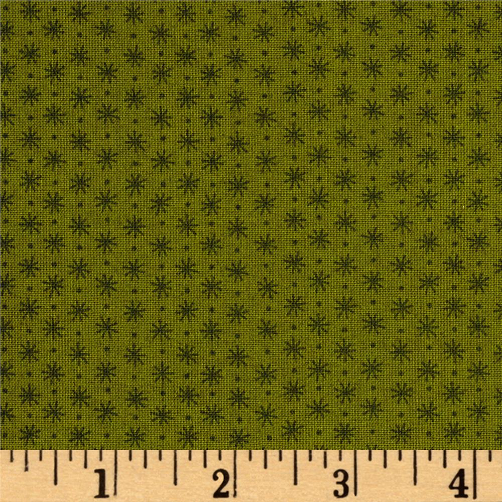 Asterisk Sage Green