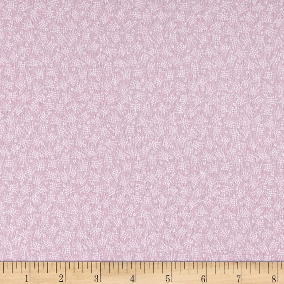 Cozies Flannel Strokes Lilac