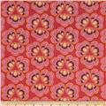 Windham Spring Bloom Medallion Floral  Pink