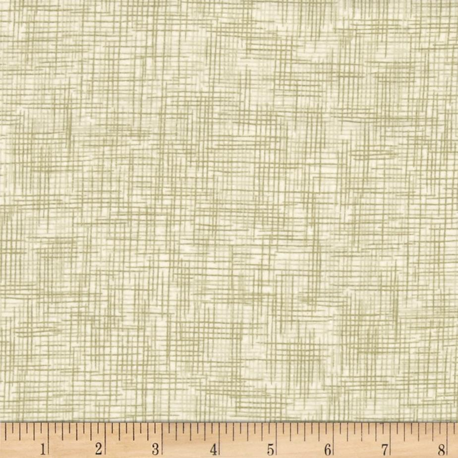Harmony Flannel Plaid Silver Sage