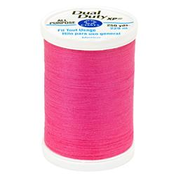 Coats & Clark Dual Duty XP 250 YD Hot Pink