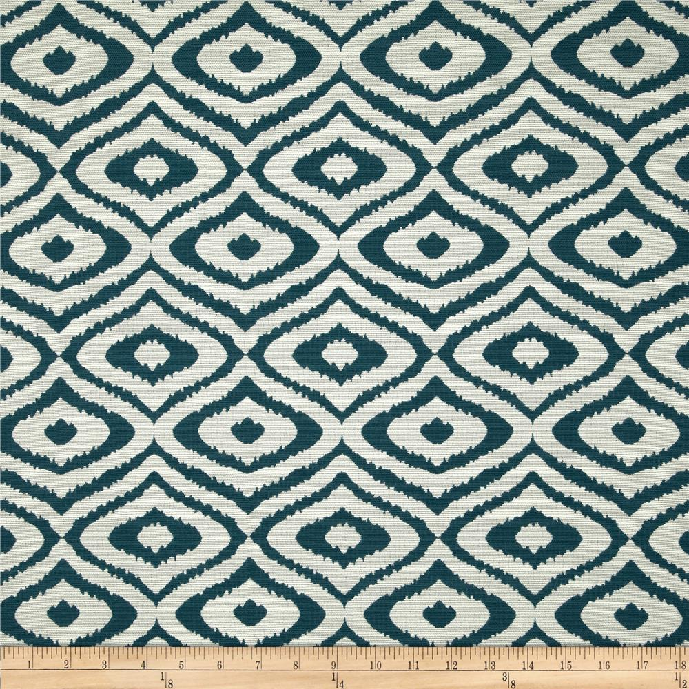 Eroica Native Jacquard Teal