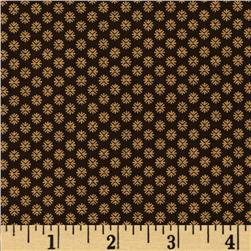 Moda Petite Prints Pacquerette Brown